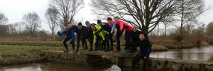 Trail run Gorinchem lingebos bootcamp